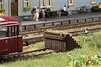 41665 Auhagen - Prellbock, Holz, 1 Stück - HO-Fertigmodell