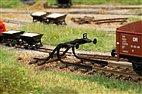 43669 Auhagen - Prellbock, geschwungen, 2 Stück - TT-Bausatz