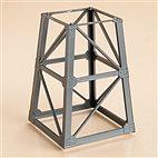 48106 Auhagen - 6 Stahltragwerkselemente Teil G - HO/TT