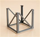 48108 Auhagen - 6 Stahltragwerkselemente Teil I - HO/TT