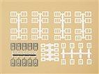 48654 Auhagen - Fenster und Türen für Industriegebäude - Spur N