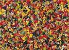 76934 Auhagen - Schaumflocken Sommerblumen, 150ml