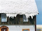 Eiszapfen aus Karton (Auhagen 77594)