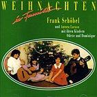 CD - Frank Schöbel / Weihnachten in Familie / DDR / 210028