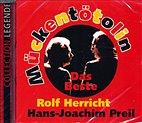 CD - Rolf Herricht & Hans-Joachim Preil / Mückentötolin / 2102622