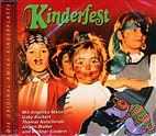 CD - Kinderfest für Kinderpartys / Original-Amiga-Kinderplatte - 2106002
