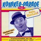 CD - Komiker-Parade / Folge 2 / Hallo, Eberhard! mit Bobby Bölke / 222098
