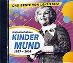 CD - Komiker-Parade / Folge 3 / Leni Statz - Kindermund / 222099