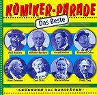 CD - Komiker-Parade / Das Beste - Legenden und Raritäten / 222119
