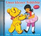 CD - Unser kleiner Teddybär singt mit euch - 25 Kinderlieder / 222160