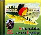 CD - Deitsch un frei wolln mer sei! Mit Liedern von Anton Günther / 222532