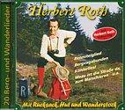 CD - Herbert Roth - Mit Rucksack, Hut und Wanderstock / 222740
