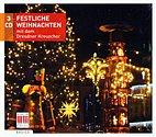 3erCD - Festliche Weihnachten mit dem Dresdner Kreuzchor / 20K0487