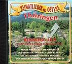 CD - Thüringer Lieder / Der alte Schmückewirt, Rennsteiglied / Rennsteig Marsch