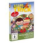 DVD - Alles Trick 18 / Mäxchen Pfiffig und Tüte (Ic 19105)