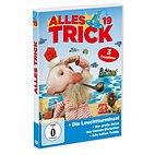 DVD - Alles Trick 19 / Die Leuchtturminsel, Alle helfen Teddy(Ic19109)