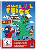 DVD - Alles Trick 1 / Alarm im Kasperletheater u.a. (Icestorm 19768)