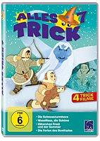 DVD - Alles Trick 7 / Schneesturmhexe, Väterchen Frost, u.a. (Ic19900)