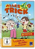 DVD - Alles Trick 9 / Lolek und Boleks Abenteuer (Icestorm 19908)