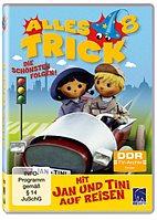DVD - Alles Trick 8 - Mit Jan und Tini auf Reisen (Icestorm 49057)