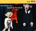 3 CD - Das Beste von Spejbl & Hurvinek