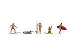Noch Figuren H0 - 15853 Surfer