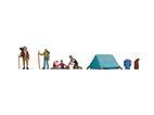 Noch Figuren H0 - 15876 Camping