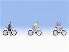 Noch Figuren H0 - 15899 Mountainbiker