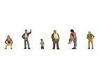 Noch Figuren TT - 45561 Pinkelpause