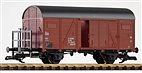 Piko 37907 - Spur G - Gedeckter Güterwagen mit Bremserbühne, DR Ep. IV