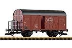 Piko 37945 / Spur G - Ged. Güterwagen Expressgut mit Bremserhaus DR Ep. IV