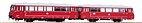 Piko 52880 - Dieseltriebwagen VT 2.09, DR III - H0