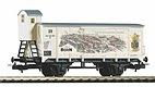 Piko 54447 / Gedeckter Güterwagen, Born,  DR Ep. III - HO - OVP - Neuheit 2021