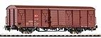 Piko 54449 / Gedeckter Güterwagen Gbs 258, DB AG Ep. V. - HO Neuheit 2021