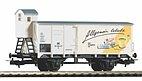 Piko 54617 / Gedeckter Güterwagen, Hexenkuss, DR Ep. III - HO OVP - Neuheit 2021