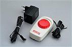 Piko A-Gleis / 55003 - Fahrregler mit Netzadapter 220V