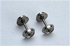 Piko 56053 / HO Gleichstromradsatz (2 Stck.) 2x Isolierbuchse 10,3mm