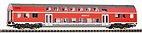 Piko 57620 / Doppelstock-Sitzwagen DBuza 747.3, DB AG Ep. VI - HO