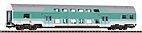 Piko 57680 / Doppelstock-Sitzwagen DBmu 748, DB AG Ep. V - HO