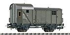 Piko 57721 / Güterzugbegleitwagen Pwg, DB Ep. III - HO