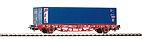"""Piko 58714 / Containertragwagen 40' """"PIL"""", DBAG Ep. VI - HO"""