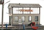 HO Bausatz - Ausbesserungswerkstatt (Piko 61101)