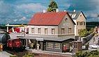 Piko 61820 - Bahnhof Burgstein - HO Bausatz