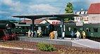 Piko 61821 - Bahnsteig Burgstein - HO Bausatz