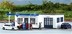 Piko 61827 - Tankstelle Aral - HO Bausatz