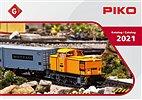 Piko 99701 - G Katalog 2021 - Neu