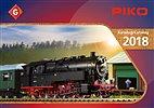 Piko 99708 - G Katalog 2018 - mit Neuheiten 2019 / 2020