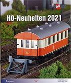 Tillig 09706 / HO - Neuheiten Prospekt 2021