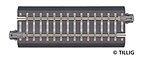 Tillig 83702 - TT - Bettungsgleis, BG2 gerades Gleis 83 mm, lose