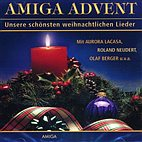 CD - AMIGA Advent / A. Lacasa, Roland Neudert, Olaf Berger u.a. - 230187